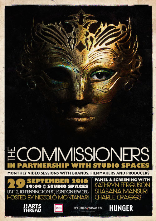 commissioners CANIFFF on tour