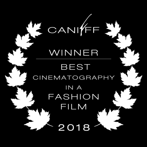 2018 WINNER CINEMATOGRAPHY